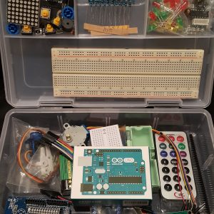 arduino extensive starter kit image