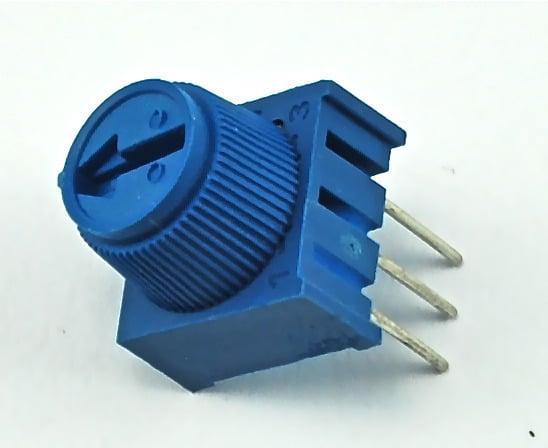 10 kΩ variable resistor مقاوم متغير