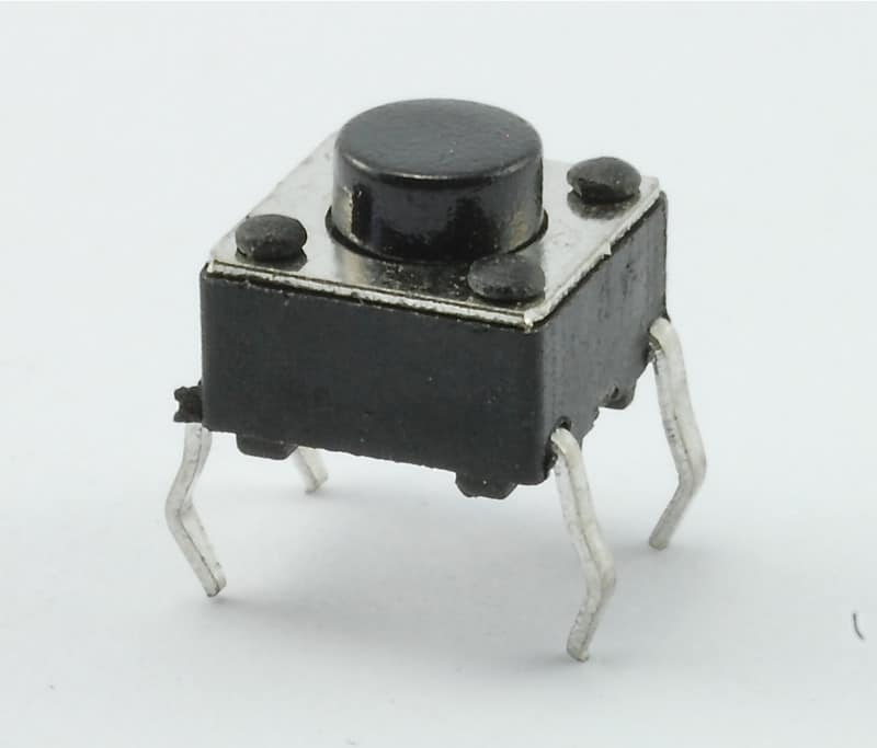 Tactile push switch