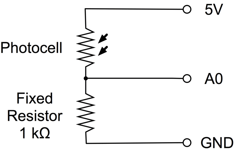photocell_fixedResistor
