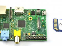 raspberry pi card