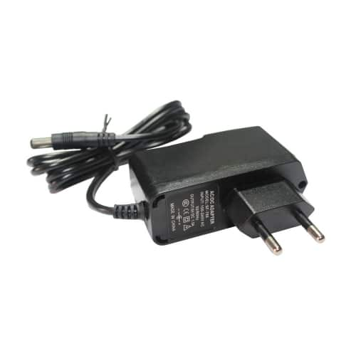 9 VDC 1000mA regulated switching power adapter - EU