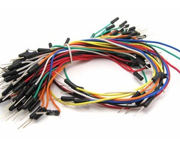 Breadboard Jumper Wire 65 pcs
