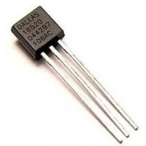 DS18B20 Digital temperature sensor