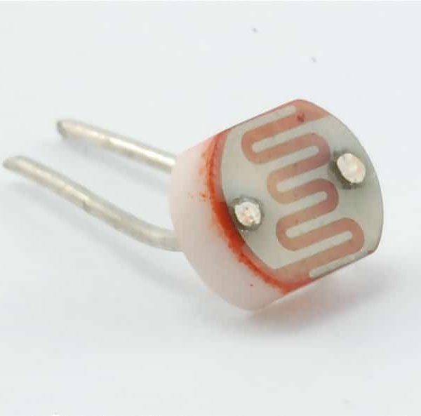 Photocell (Light Dependent Resistor)