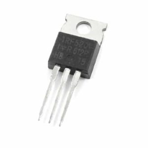 irf520 transistor