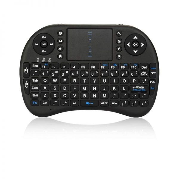 the Sony bluetooth keyboard with touchpad for android having several