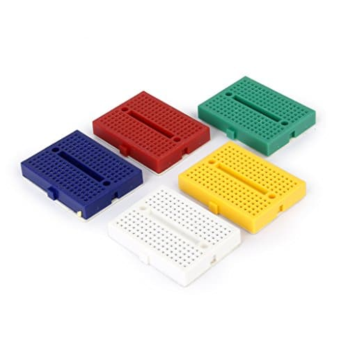 small size breadboard 170 colors