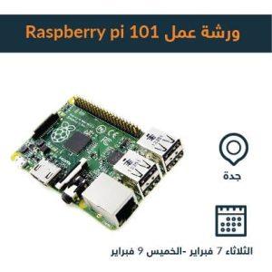 raspberry pi 101 jeddah