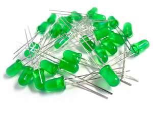green led 5mm