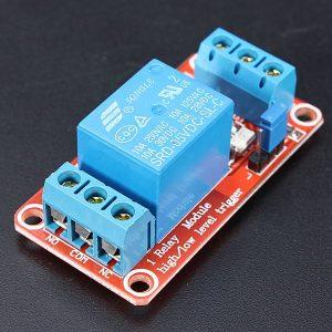 1 channel relay module