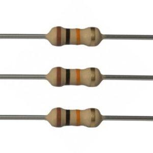 10 ohm resistors