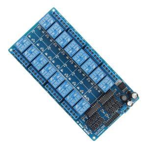 module control board 5 v 16 relay