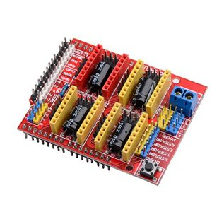 CNC arduino shield