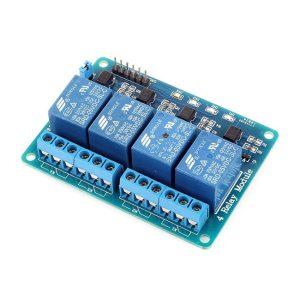 Module Control Board 5v 4 Relay