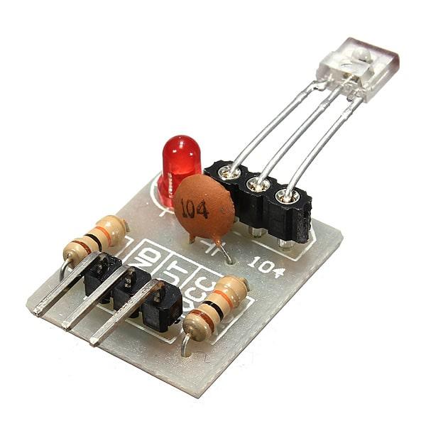 Laser Receiving Module