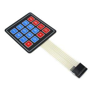 matrix keypad 4x4