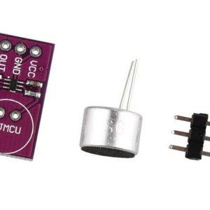 microphone amplifier sensor