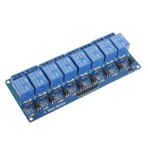 module control board 5V PLC 8 relay