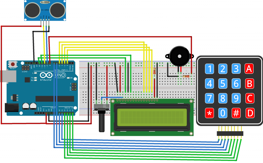 security-alarm-system-project