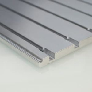 T-Slots aluminium table S300