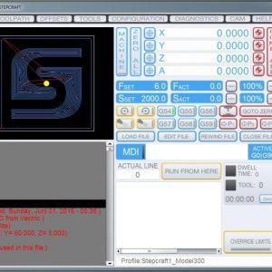 UCCNC control software