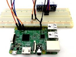Raspberry_Pi_Ultrasonic
