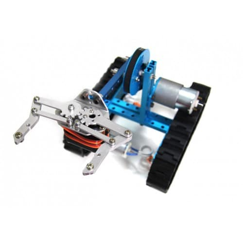Advanced Robot Kit - Blue (No Electronics)