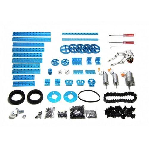 Advanced Robot Kit - Blue (No Electronics)Advanced Robot Kit - Blue (No Electronics)