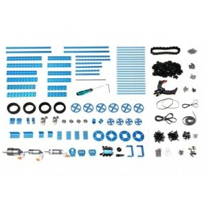 Ultimate Robot Kit - Blue (No Electronics)