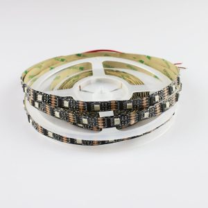 WS2801 RGB LED strip 1m