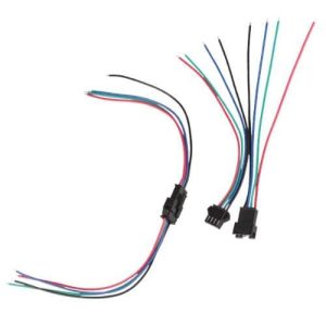 4 pin cable male/female