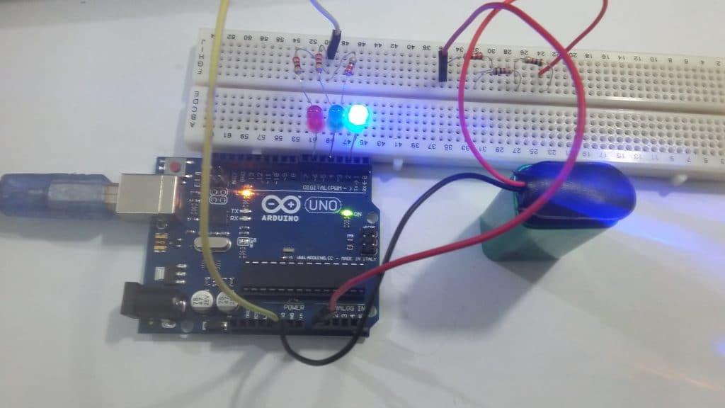 Battery Tester: اختبار البطارية باستخدام الاردينو