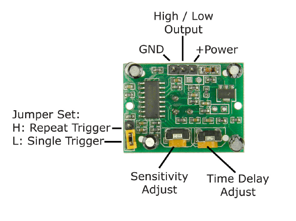 Anti-Theft System: نظام انذار باستخدام PIR Sensor مع الاردوينو