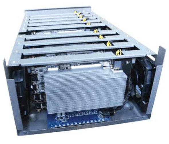 GPU Mining 106-100 6GB x9
