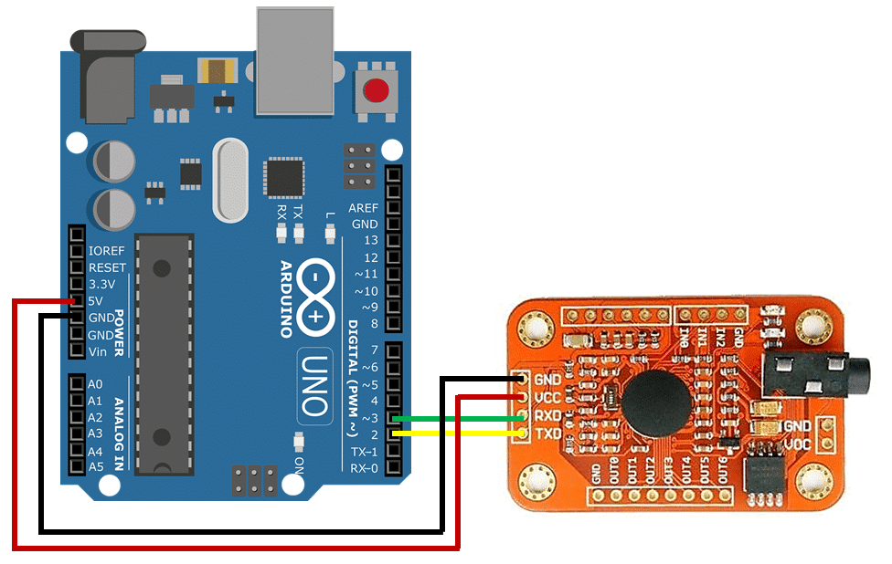 arduino-voice-recognition
