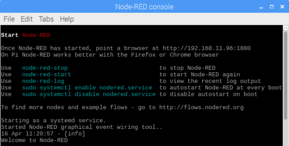 getting-started-with-node-red