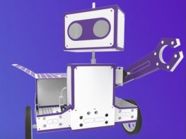 ذراع الروبوت ليتل بيتس
