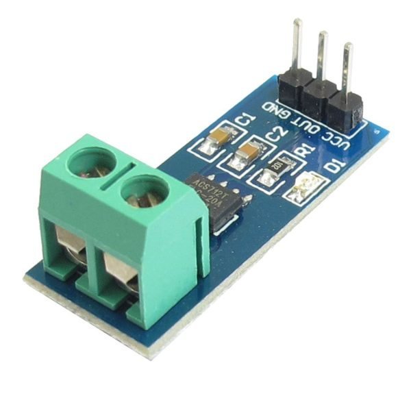 Current Sensor (ACS712-20A)