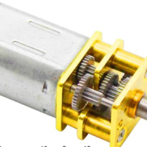 N20 High Torque mini gear box motor