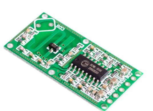 microwave radar motion sensor
