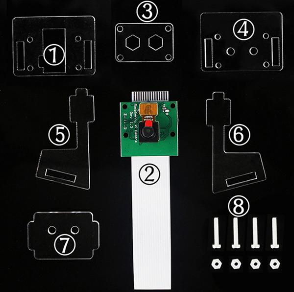 RPI Camera holder 3