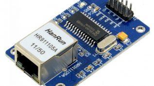Ethernet LAN Network Module