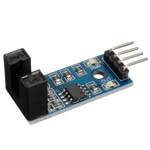 Speed encoder sensor module